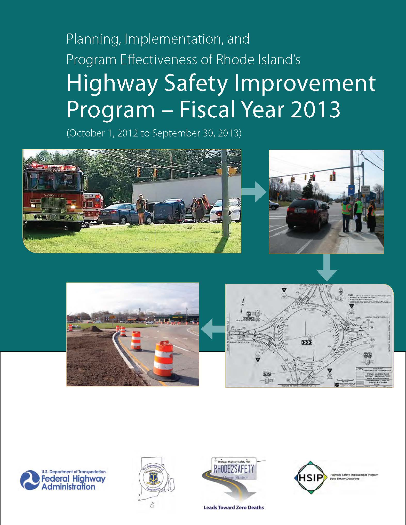 Highway Safety ImprovementProgram Cover