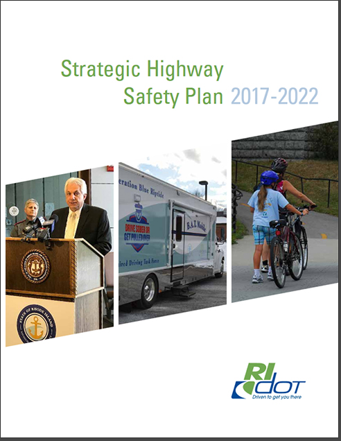 Strategic Highway Safety Plan Cover