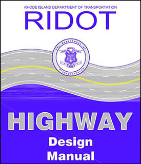 Highway Design Manual Cover