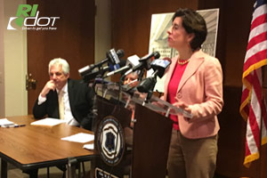 RIDOT Press Conference 02/22/17