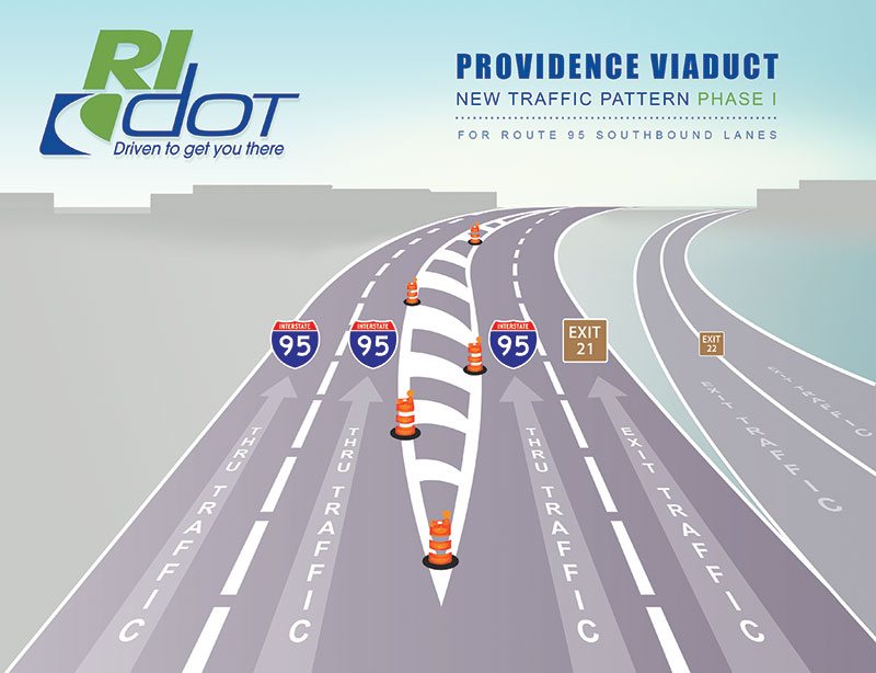 Rhode Island I  Northbound Viaduct Replacement
