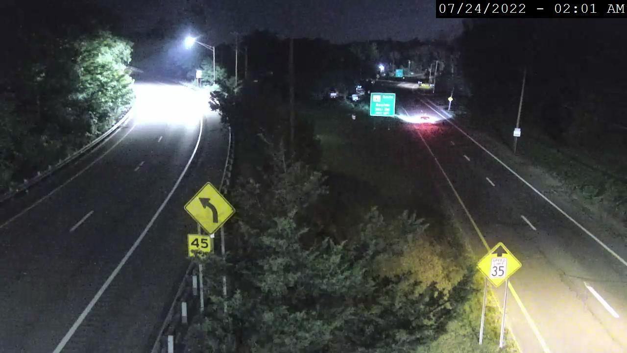 Camera at 146-7 Rt 146 NB @ Rt 146A Split