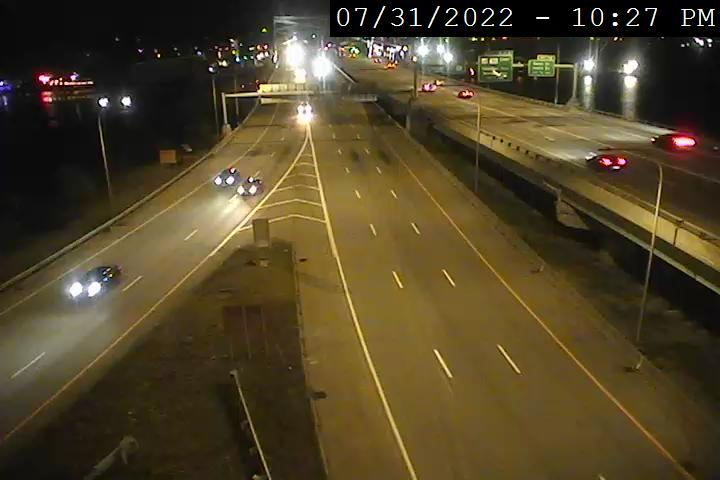 Camera at I-195 WB Split @ I-95