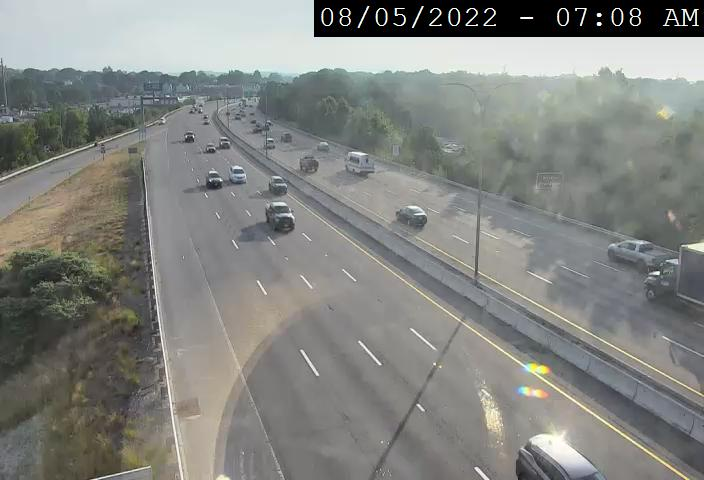 Camera at I-95 S @ Elmwood Ave