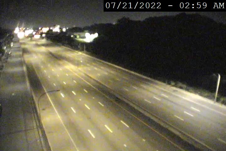 Camera at I-95 S @ Detroit Ave
