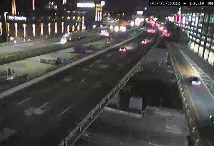 Camera at I-95 N @ Kinsley Ave