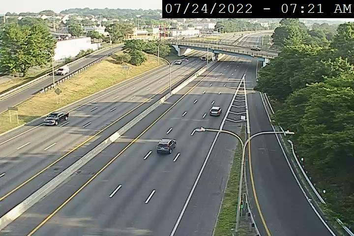 Camera at I-95 N @ Branch Ave