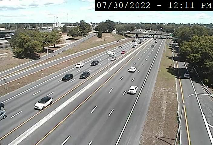 Camera at I-95 N @ Smithfield Ave