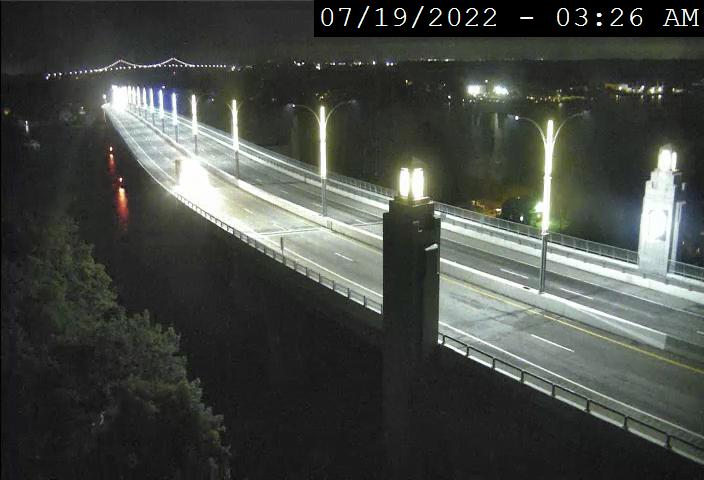 Camera at Sakonnet River Bridge (Tiverton)
