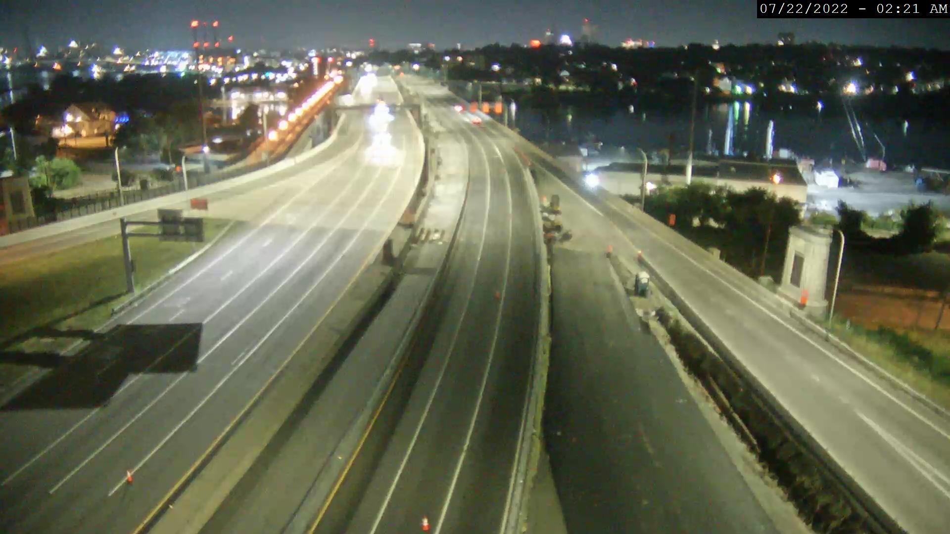 Camera at I-195 Washington Bridge