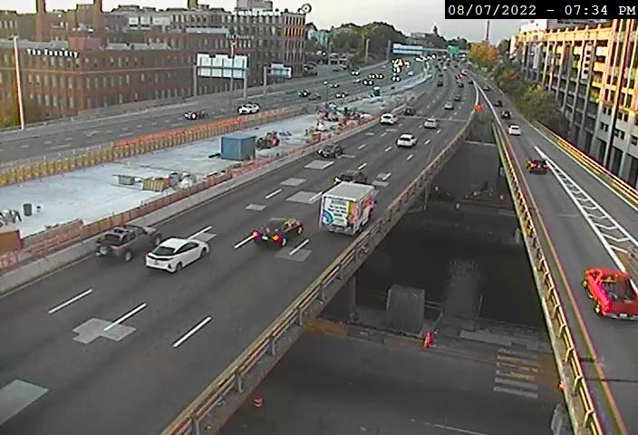 Camera at I-95 at Kinsley