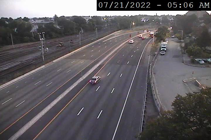 Camera at I-95 at Lonsdale